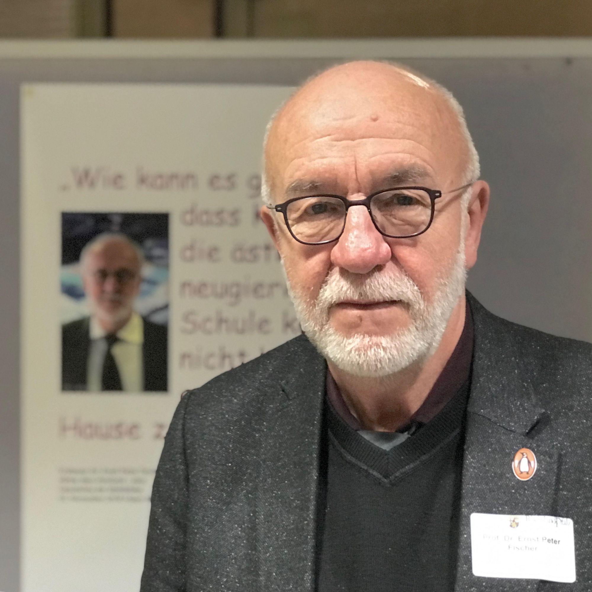 Ernst Peter Fischer