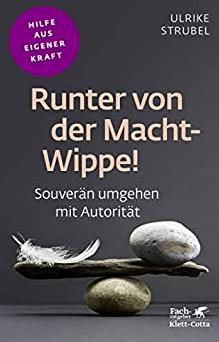 """Cover des Buches """"Runter von der Macht-Wippe"""" von Ulrike Strubel"""