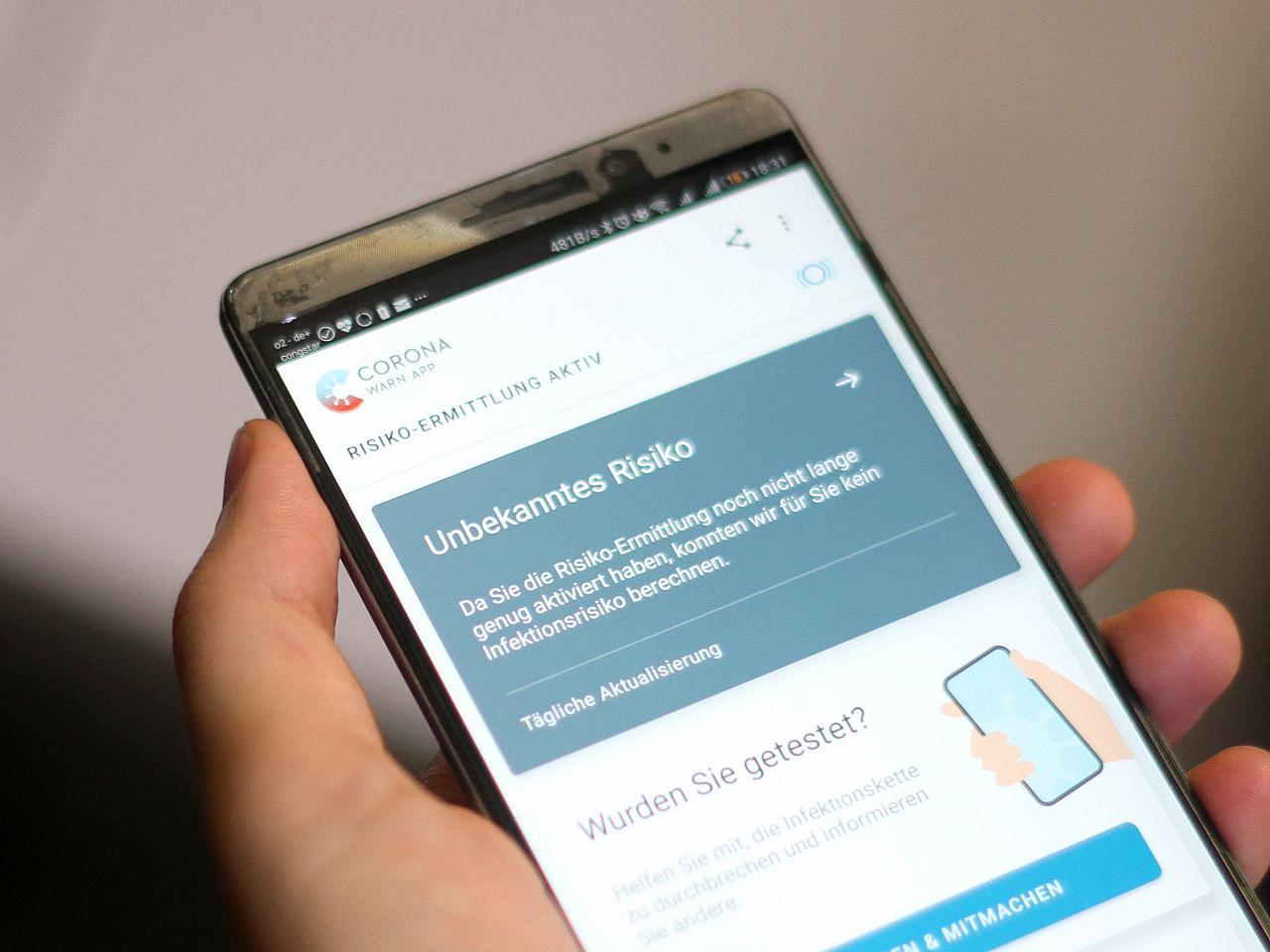 Forscher sehen Sicherheitsprobleme durch Corona-Warn-App